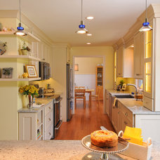Traditional Kitchen by Deb Bayless - Design for Keeps