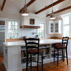 Farmhouse Kitchen by Sullivan Building & Design Group