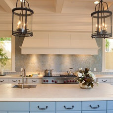 Contemporary Kitchen by Kym Rodger Design