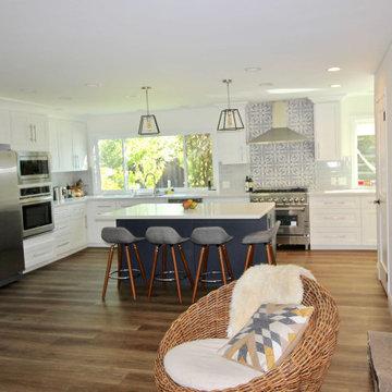 Light Filled East Bay Family Kitchen & Bath Remodel