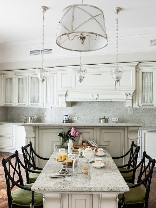 Built In Dining Table Houzz