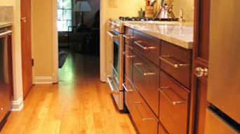 Light Hardwood Floors