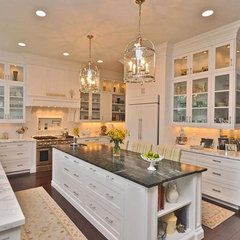 traditional kitchen by Lighthouse Interiors