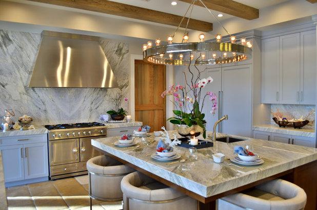Модернизм Кухня by Jaime Blomquist Interiors
