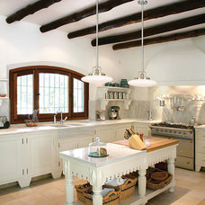 Traditional Kitchen by American Lighting Association