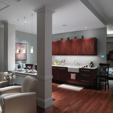 Contemporary Kitchen by American Lighting Association