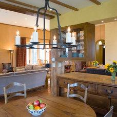Mediterranean Kitchen by ARC Design