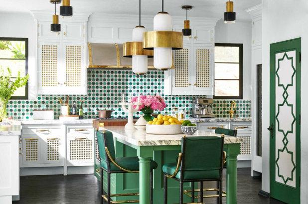 Transitional Kitchen by Ferguson Bath, Kitchen & Lighting Gallery