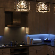 Eclectic Kitchen by Eolo A&I Design