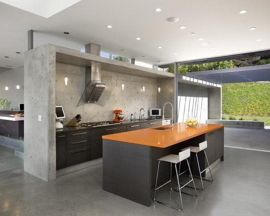 Modern Concrete Floors Houzz
