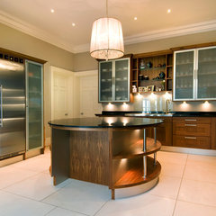 contemporary kitchen by Hausmann Kitchens