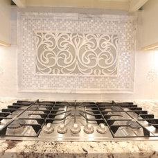 Traditional Kitchen by Robin Straub