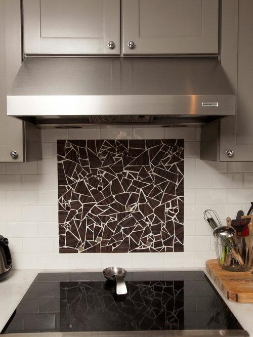 broken tile backsplash home design ideas renovations photos