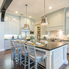 Traditional Kitchen by Michele Peterson-AMA Interiors