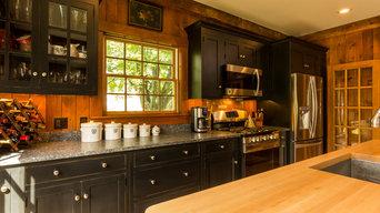 Lincoln NH Farmhouse remodel