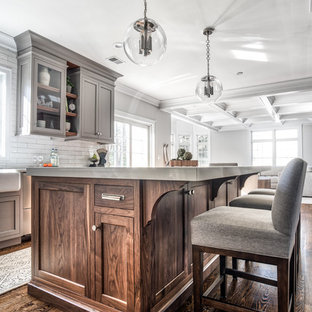 Traditional kitchen ideas - Inspiration for a timeless kitchen remodel in New York