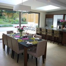 Contemporary Kitchen by Rachel Angel Design