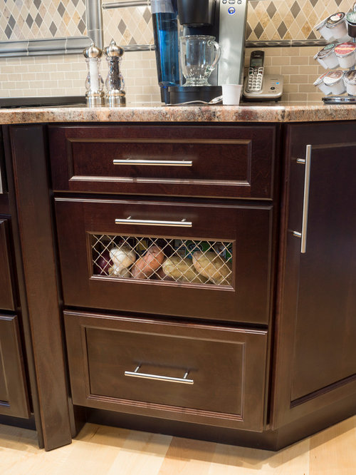 Potato Drawer Ideas, Pictures, Remodel and Decor