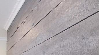 Lincoln Square Rehab (custom wood finishing)