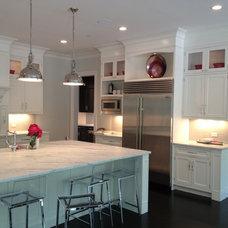 Modern Kitchen by Linda Bernstein