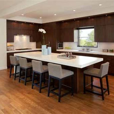 Contemporary Kitchen by Andrea Swan - Swan Architecture