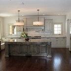 Houston Heights House - Traditional - Kitchen - Houston ...