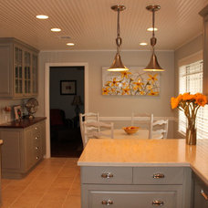 Traditional Kitchen by Smartwood Cabinets