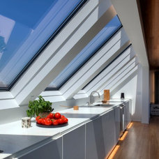 Contemporary Kitchen by David Ling Architect