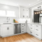 Custom Modern Craftsman New Home Build - Traditional - Kitchen - Vancouver - by JDL Homes Vancouver