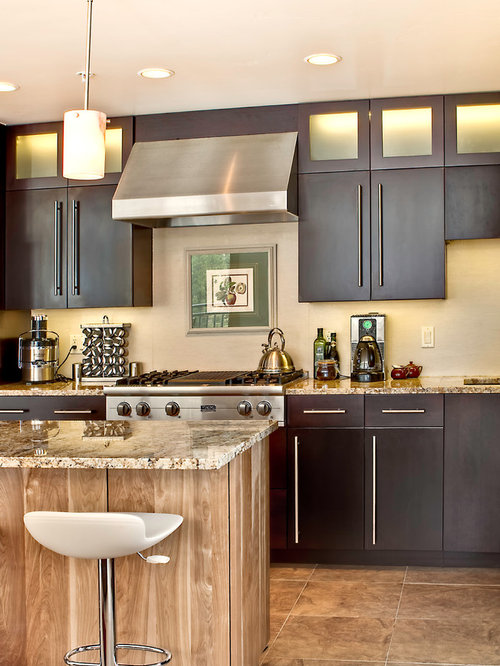 No Upper Cabinets In Kitchen | Houzz