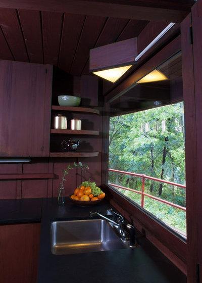 Midcentury Kitchen by Jason Snyder