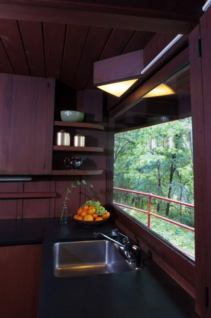 Midcentury Kitchen by Jason Snyder
