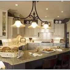 Traditional Kitchen Lisa Geisler Design