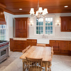 Traditional Kitchen by Jesse Bay Cabinet Co.