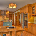 Spacious Kitchen Pantry - Traditional - Kitchen - New York - by transFORM Home
