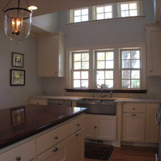 Traditional Kitchen by Bluestem Construction