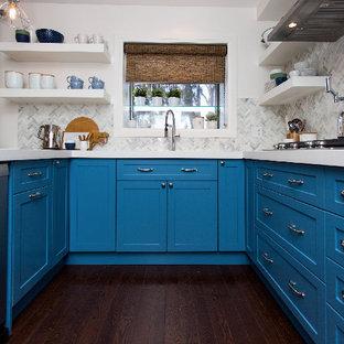 Little Blue Kitchen