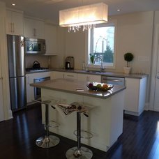 Contemporary Kitchen by Danniels-French Design