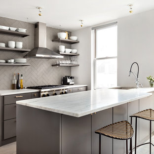 75 Beautiful Small White Kitchen Pictures & Ideas | Houzz