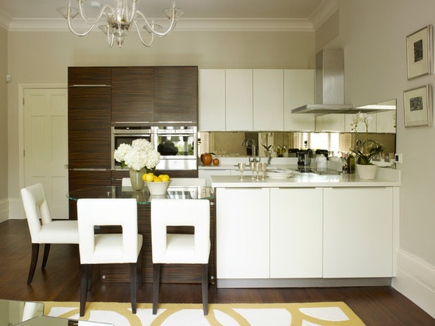 Contemporary Kitchen by Rendall & Wright
