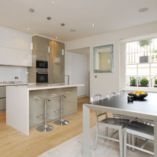 Contemporary Kitchen by Andy Tye