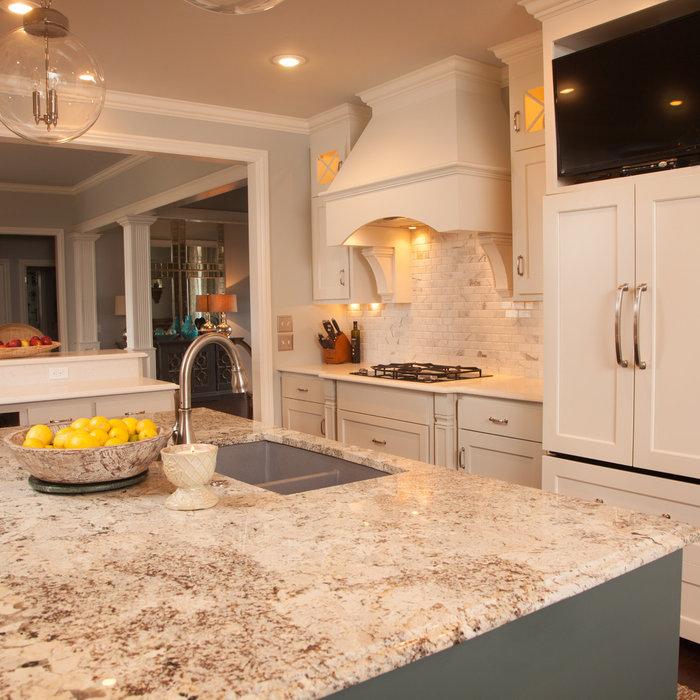 Brookbury Kitchen and Bath Remodel