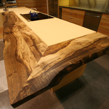 Live Edge Counter Top Accent