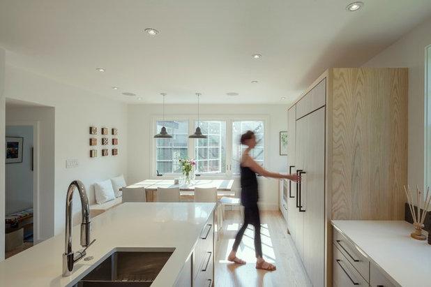 Iluminaci n claves para que la luz natural inunde tu casa for Iluminacion minimalista interiores