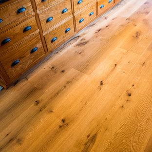 Live Sawn White Oak Wide Plank Flooring