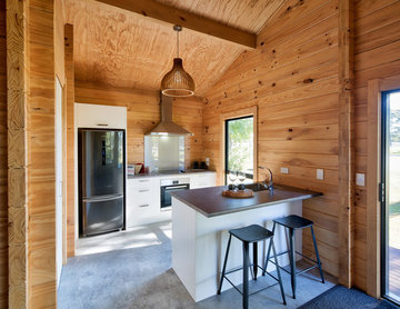 Living Room - Granny Flat | Guest House | Log Cabin