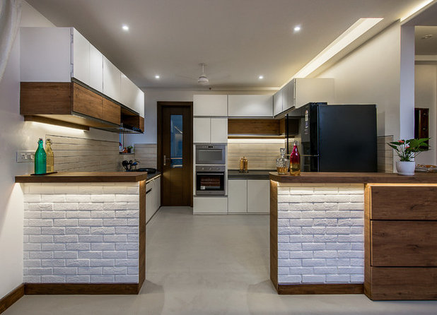 Is An Open Kitchen Layout Right For Indian Homes