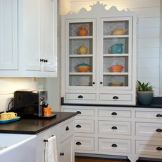 Traditional Kitchen by Yellow Door Design