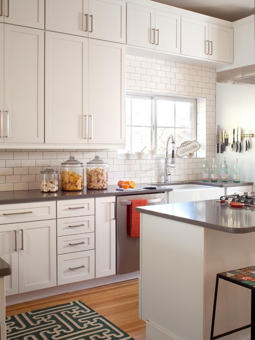 Kitchen Backsplash No Grout backsplash with no grout | houzz