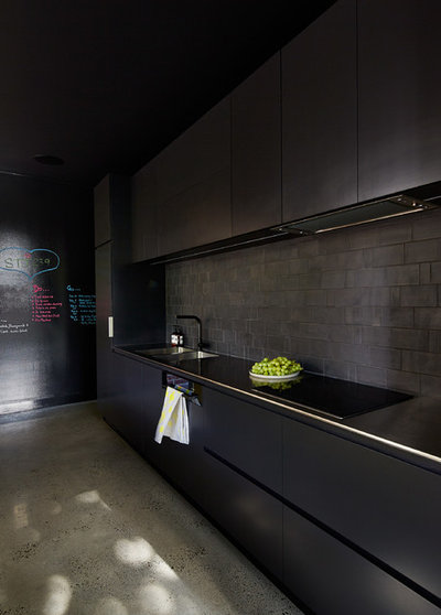 Contemporary Kitchen by MAKE Architecture